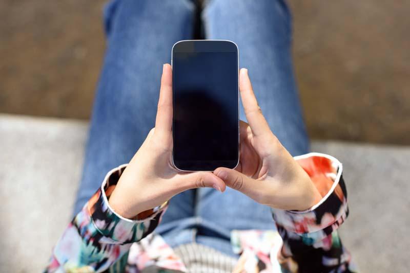 Reparaturen am Smartphone